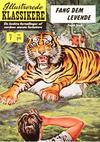 Cover for Illustrerede Klassikere (I.K. [Illustrerede klassikere], 1956 series) #7 - Fang dem levende