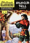 Cover for Illustrerede Klassikere (I.K. [Illustrerede klassikere], 1956 series) #8 - Wilhelm Tell