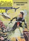 Cover for Illustrerede Klassikere (I.K. [Illustrerede klassikere], 1956 series) #20 - En verdensomsejling under havet