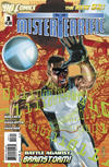 Cover for Mister Terrific (DC, 2011 series) #3