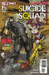 Cover for Suicide Squad (DC, 2011 series) #3
