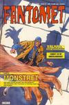 Cover for Fantomet (Semic, 1976 series) #21/1988