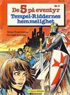Cover for De 5 på eventyr [hardcover] (Hjemmet / Egmont, 1984 series) #3