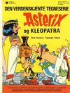 Cover for Asterix (Hjemmet / Egmont, 1969 series) #2 - Asterix og Kleopatra [5. opplag]