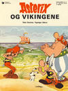 Cover for Asterix (Hjemmet / Egmont, 1969 series) #3 - Asterix og vikingene [3. opplag]