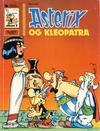 Cover for Asterix (Hjemmet / Egmont, 1969 series) #2 - Asterix og Kleopatra [8. opplag]