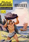 Cover for Illustrerte Klassikere [Classics Illustrated] (Illustrerte Klassikere / Williams Forlag, 1957 series) #13 - Odysseen [1. opplag]