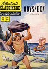 Cover Thumbnail for Illustrerte Klassikere [Classics Illustrated] (1957 series) #13 - Odysseen [1. opplag]