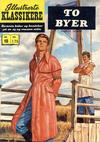 Cover for Illustrerte Klassikere [Classics Illustrated] (Illustrerte Klassikere / Williams Forlag, 1957 series) #18 [2. opplag]