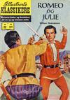 Cover for Illustrerte Klassikere [Classics Illustrated] (Illustrerte Klassikere / Williams Forlag, 1957 series) #22 - Romeo og Julie