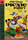Cover Thumbnail for Walt Disney's Picnic Party (1955 series) #7 [Canadian edition]