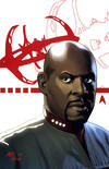 Cover for Star Trek: Deep Space Nine: Fool's Gold (IDW, 2009 series) #1 [Retailer Incentive Variant Cover]