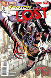 Cover for Legion Lost (DC, 2011 series) #3