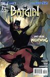 Cover for Batgirl (DC, 2011 series) #3