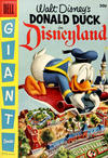 Cover Thumbnail for Walt Disney's Donald Duck in Disneyland (1955 series) #1 [Canadian]