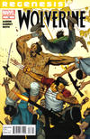 Cover for Wolverine (Marvel, 2010 series) #18