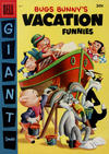 Cover for Bugs Bunny's Vacation Funnies (Dell, 1951 series) #7 [Canadian Edition]