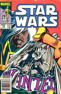 Cover Thumbnail for Star Wars (Marvel, 1977 series) #79 [Newsstand]
