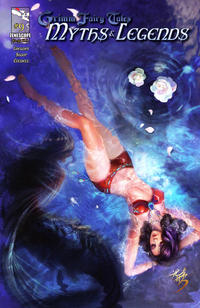 Cover Thumbnail for Grimm Fairy Tales Myths & Legends (Zenescope Entertainment, 2011 series) #9 [Cover B Fan Yang]