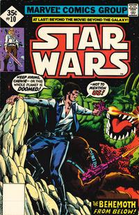 Cover Thumbnail for Star Wars (Marvel, 1977 series) #10 [Whitman]