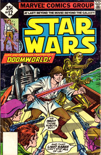 Cover Thumbnail for Star Wars (Marvel, 1977 series) #12 [Whitman]