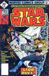 Cover Thumbnail for Star Wars (Marvel, 1977 series) #15 [Whitman]