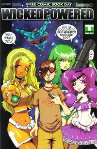 Cover Thumbnail for Keenspot Spotlight 2007 (Keenspot Entertainment, 2007 series)