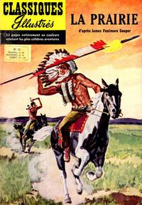 Cover Thumbnail for Classiques Illustrés (Publications Classiques Internationales, 1957 series) #10 - La prairie