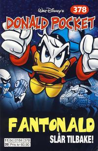 Cover Thumbnail for Donald Pocket (Hjemmet / Egmont, 1968 series) #378