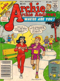 Cover Thumbnail for Archie... Archie Andrews, Where Are You? Comics Digest Magazine (Archie, 1977 series) #45