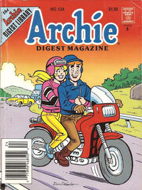 Cover Thumbnail for Archie Comics Digest (Archie, 1973 series) #124