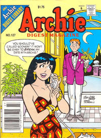 Cover Thumbnail for Archie Comics Digest (Archie, 1973 series) #127
