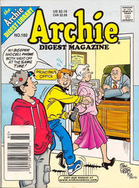 Cover Thumbnail for Archie Comics Digest (Archie, 1973 series) #180