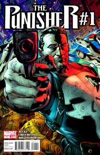 Cover Thumbnail for The Punisher (Marvel, 2011 series) #1