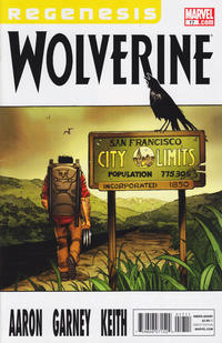 Cover for Wolverine (Marvel, 2010 series) #17