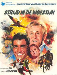 Cover Thumbnail for Tangy en Laverdure (Oberon; Dargaud Benelux, 1976 series) #12