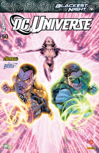 Cover Thumbnail for DC Universe (Panini France, 2005 series) #60