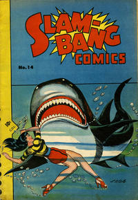 Cover Thumbnail for Slam Bang Comics (Bell Features, 1946 series) #14