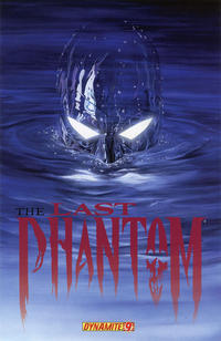 Cover for The Last Phantom (Dynamite Entertainment, 2010 series) #9