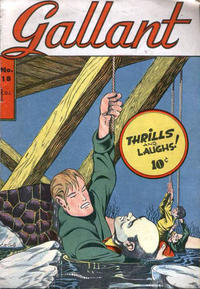 Cover Thumbnail for Gallant (Bell Features, 1951 ? series) #18