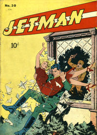 Cover Thumbnail for Jetman (Bell Features, 1951 ? series) #30