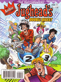 Cover Thumbnail for Jughead's Double Digest (Archie, 1989 series) #141 [Direct Edition]