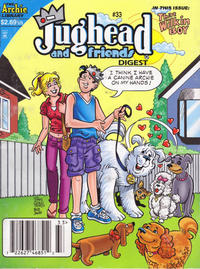 Cover Thumbnail for Jughead & Friends Digest Magazine (Archie, 2005 series) #33