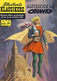 Cover Thumbnail for Illustrerte Klassikere [Classics Illustrated] (Illustrerte Klassikere / Williams Forlag, 1957 series) #164 - Mysteriet på Otranto