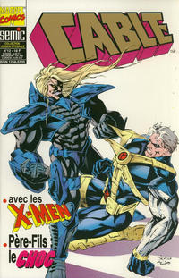 Cover Thumbnail for Cable (Semic S.A., 1994 series) #12