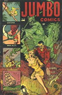 Cover Thumbnail for Jumbo Comics (Superior, 1951 series) #161