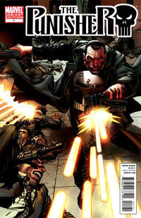 Cover Thumbnail for The Punisher (Marvel, 2011 series) #1 [Variant Edition - Neal Adams Cover]
