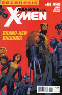 Cover Thumbnail for Wolverine & the X-Men (Marvel, 2011 series) #1 [Regular Cover]