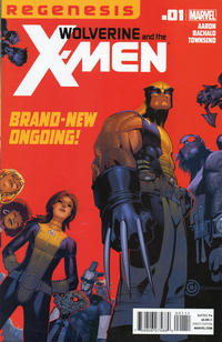 Cover Thumbnail for Wolverine & the X-Men (Marvel, 2011 series) #1 [Regular Cover]