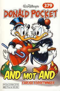 Cover Thumbnail for Donald Pocket (Hjemmet / Egmont, 1968 series) #379